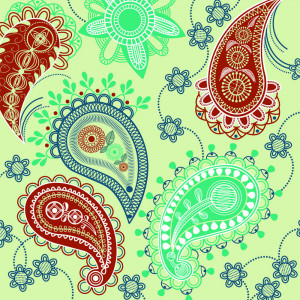 وکتور pattern